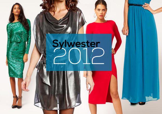 Sukienki na sylwestra i karnawał 2012/2013!