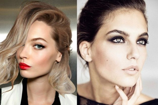 3 typy makijażu, który lubią faceci