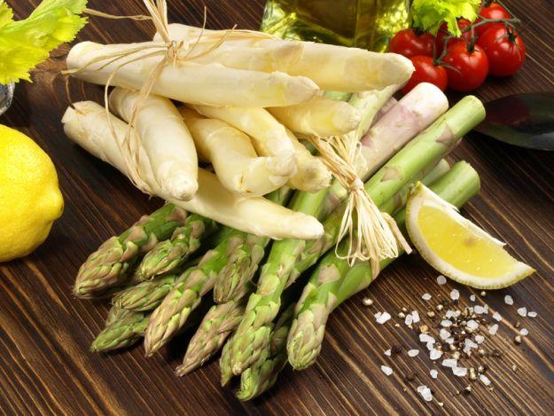 Co przyrządzić ze szparagów?
