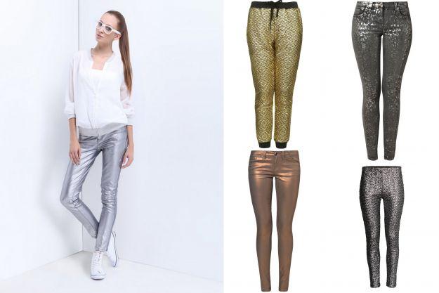 Modne jeansy na jesień i zimę 2014