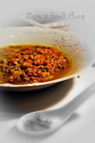Złota zupa...czyli z fasoli Mung