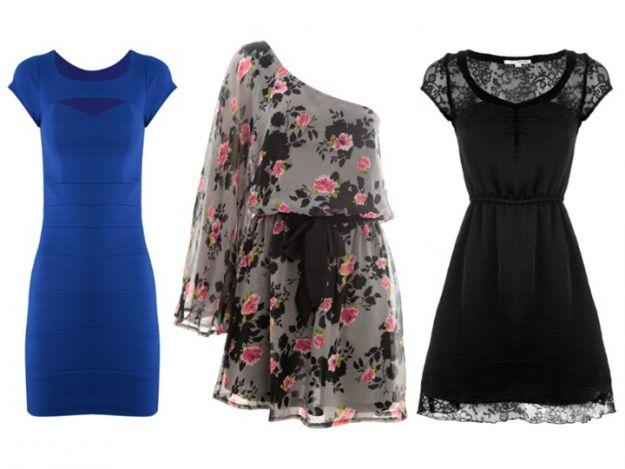 Sukienki na jesień i zimę 2012/13
