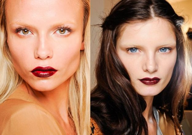 Mocne usta – instrukcja makijażu