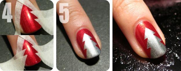 Manicure z choink� na 3 sposoby!