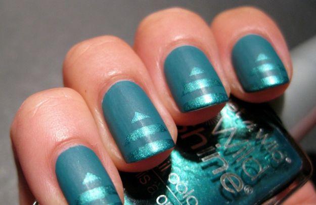 Manicure z choinką na 3 sposoby!