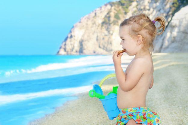 Ochrona dzieci przed promieniami UV