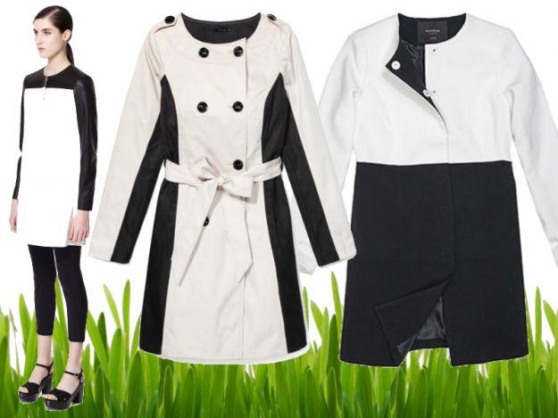 Wiosenne płaszcze - przegląd trendów