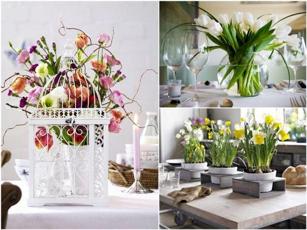 Najpiękniejsze aranżacje kwiatowe w mieszkaniu
