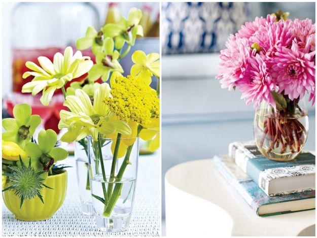 subtelne kompozycje kwiatowe