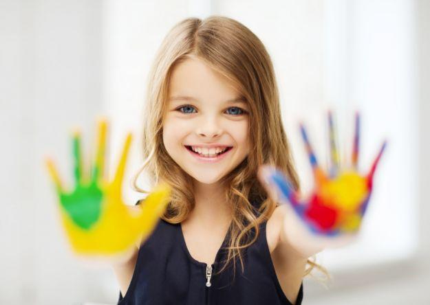Jakie kolory lubią dzieci - poznaj prawdę