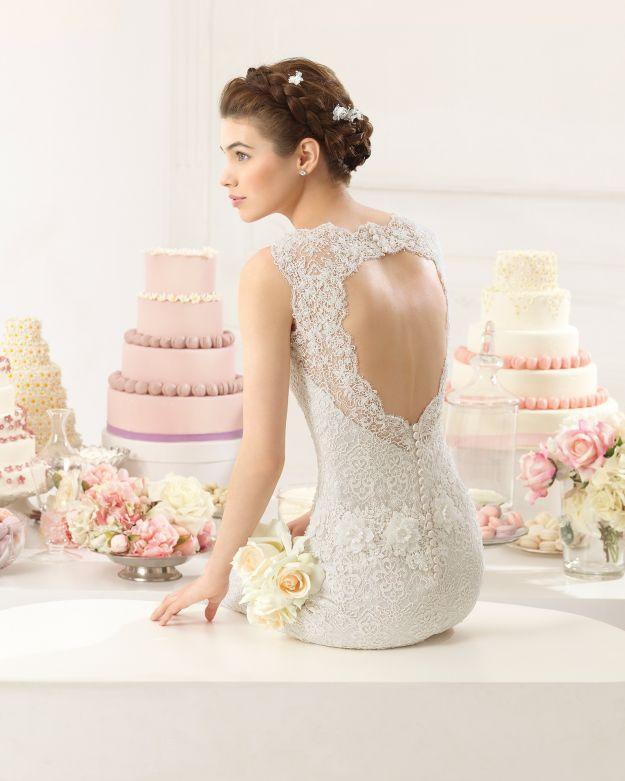 Upięcia ślubne - trendy 2015