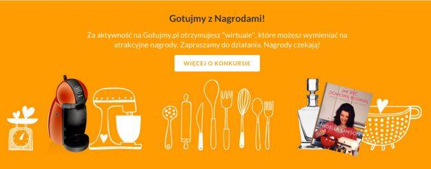 Zapraszamy na ulepszone Gotujmy.pl !