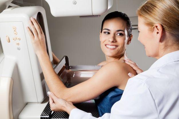 Мастопатия - то есть доброкачественные изменения груди