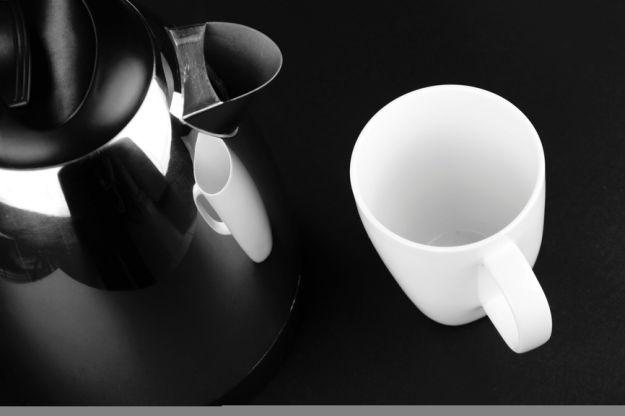 Jak usunąć kamień z czajnika?