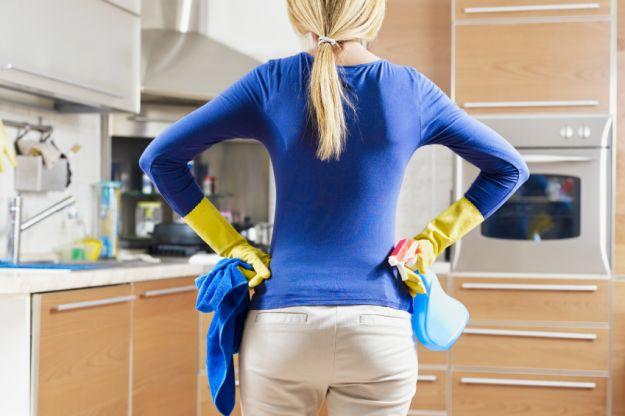 Szybkie triki na porządek w kuchni