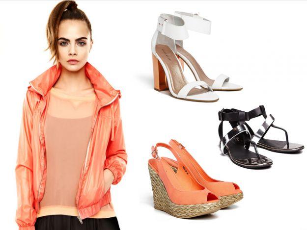 Nowe kolekcje - sandałki na lato 2013