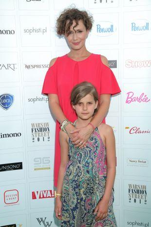 Z rodziną dookoła świata - wywiad z aktorką Moniką Mrozowską
