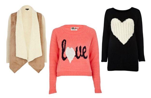 Nowe kolekcje - swetry na jesień i zimę