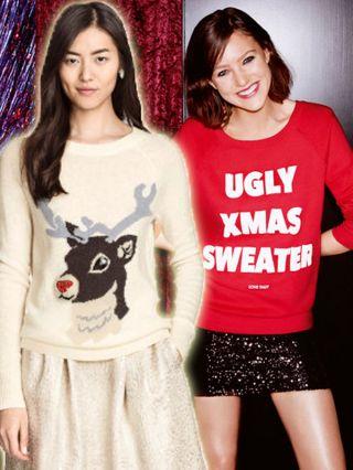 �wi�teczne sweterki - hit czy kit?