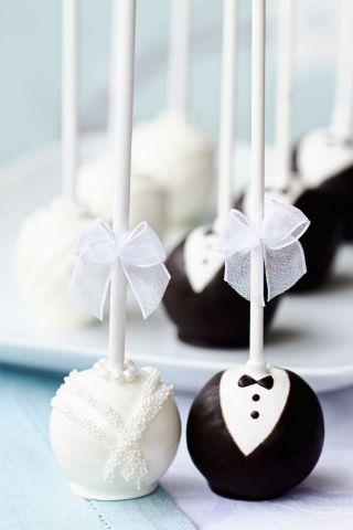 Lizaki lub muffinki zamiast tortu weselnego - co s�dzisz?