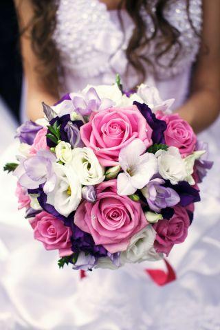 Kt�re kwiaty wybra�aby� do swojego bukietu �lubnego?