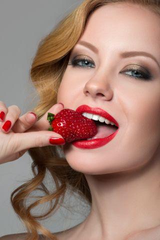 Moje ulubione danie z truskawkami to: