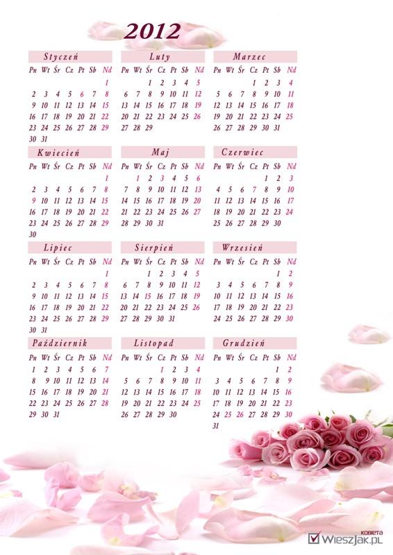 Pobierz Kalendarz W Formacie A3 Pobierz Kalendarz W Formacie A4