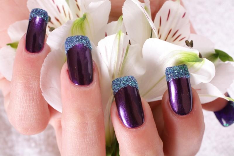 Beautiful and attractive nail art : Zdobienia i wzorki na paznokciach nowe pomys y strona modne