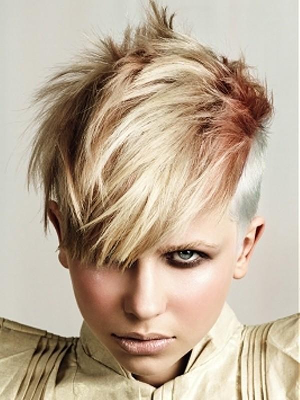 Фото крутые короткие причёски