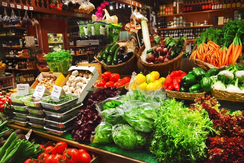 Warzywa są doskonałym źródłem substancji bioaktywnych.