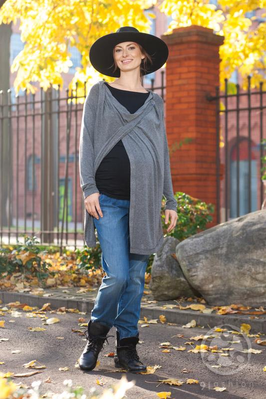 Осень беременные мода