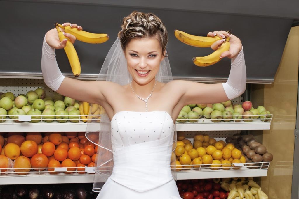 невеста на диете