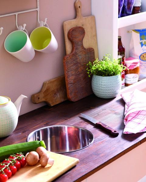 Blat kuchenny z koszem na odpady organiczne  krok po kroku  Urządzanie wnęt   -> Urządzanie Kuchni Krok Po Kroku