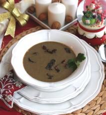 Zupa grzybowa – wigilijny must have!