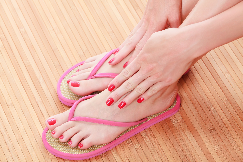 Фото красивые женские пальцы на ногах 10 фотография